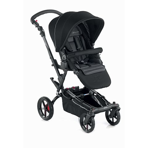 Passeggini - Epic S49 Black by Jane
