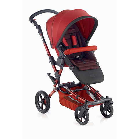 Passeggini - Epic S53 Red by Jane
