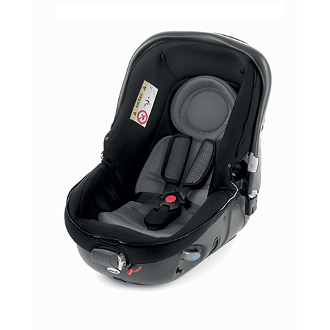 Seggiolini auto Gr.0 [Kg. 0-10] - Matrix Light S49 Black [3415] by Jane