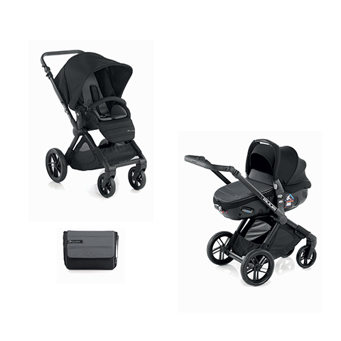 Modulari (DUO e TRIO) - [DUO] Muum formula Matrix S49 Black by Jane