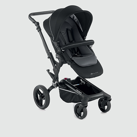 Passeggini - Rider S49 Black by Jane
