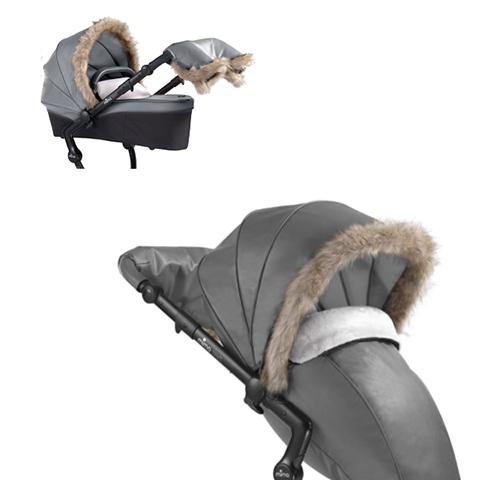 Accessori per il passeggino - Kit invernale Cool Grey by Mima