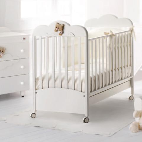 Lettini - Tenerino Trudi - linea Abbracci Bianco by Baby Expert