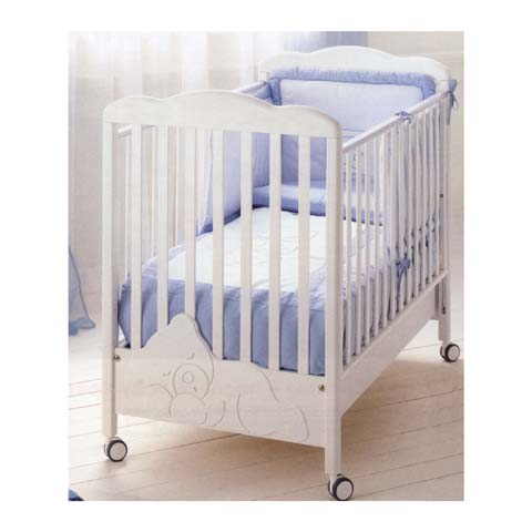 Lettini - Lettino Coccolo Bianco by Baby Expert