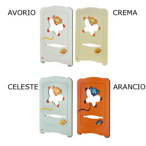 Lettini - Dumby Crema by NCR arredo baby