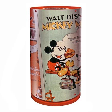 Complementi e decori - Lampada tubolare da comodino DE 87001 - Mickey by Decofun