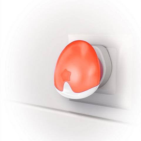 Complementi e decori - Lampada antipaura arancione by Pabobo