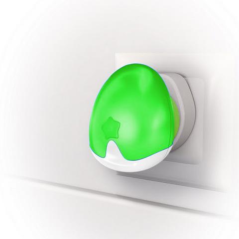 Complementi e decori - Lampada antipaura verde by Pabobo