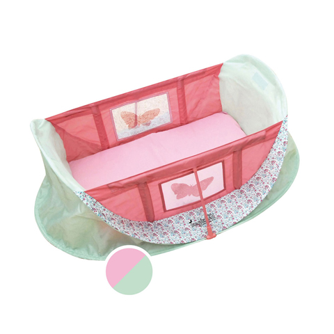 Lettini da viaggio - Mini Magic Bed Rosa by Magic bed