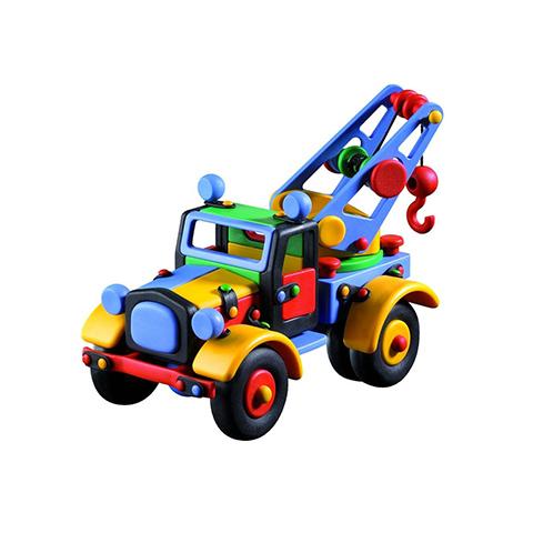 Mic-O-Mic Grande Camion con gru