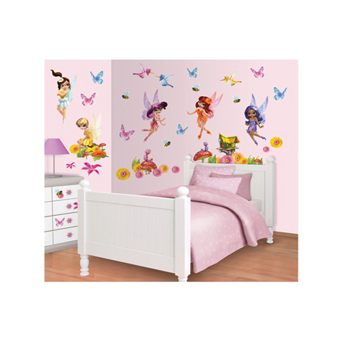 Complementi e decori - Kit adesivi decorativi - Magiche Fatine Magical Fairies [41110] by Walltastic