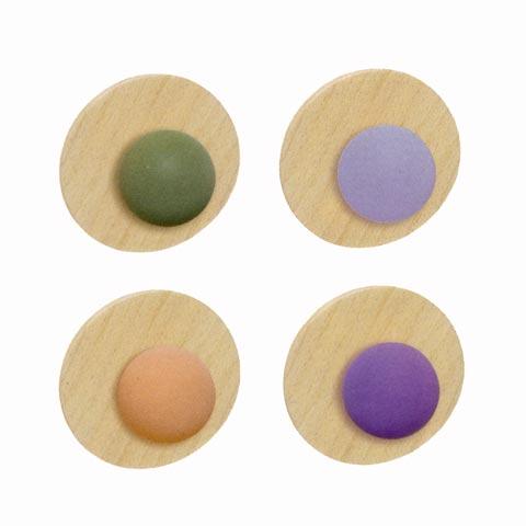 Accessori per Lettini - 4 manigliette Soft 1 4 manigliette by Foppapedretti
