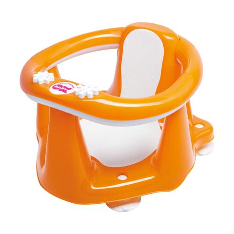 Poltroncine per il bagnetto - Poltroncina bagnetto Flipper Evolution 45 Arancio Flash  [cod 799] by Okbaby