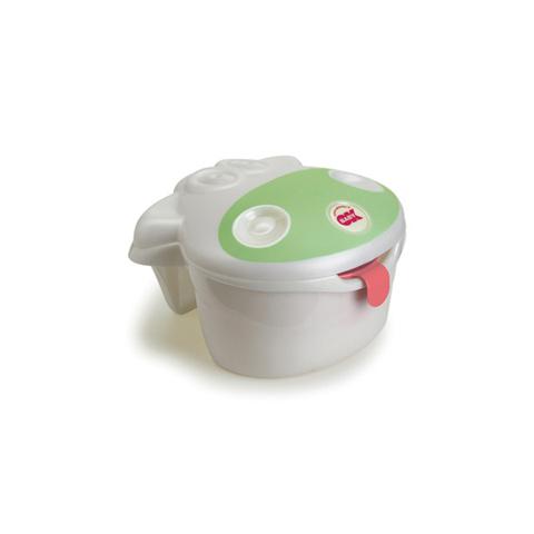 Accessori per l'igiene del bambino - Muggy mela/bianco  [cod.822] by Okbaby
