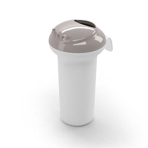 Accessori per l'igiene del bambino - Splash 20 Grigio Basic  [cod.889] by Okbaby