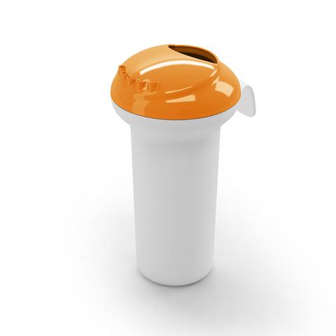 Accessori per l'igiene del bambino - Splash 45 Arancio Flash  [cod.889] by Okbaby