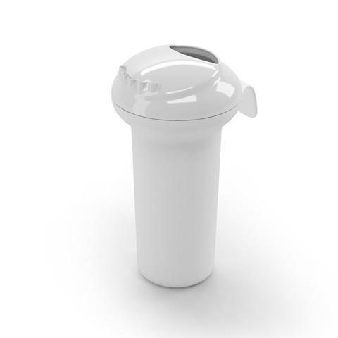 Accessori per l'igiene del bambino - Splash 68 Bianco  [cod.889] by Okbaby