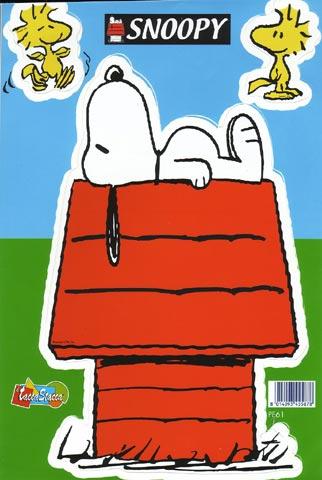 Complementi e decori - Fosforelle - Disney - Small PE 61 - Peanuts by Decofun