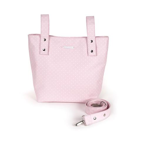 Abbigliamento e idee regalo - Borsa panettiera Atelier Rosa [72245] by Pasito a Pasito