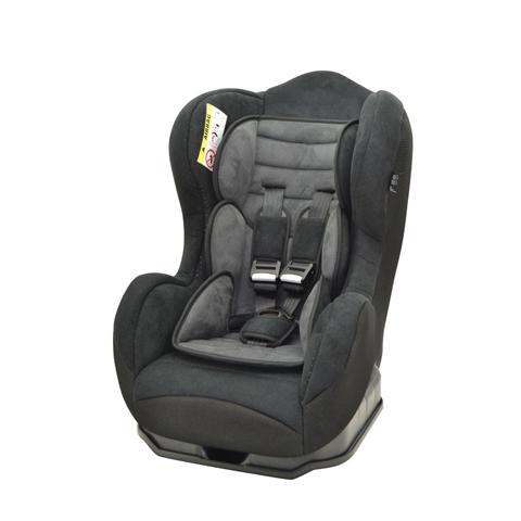 Seggiolini auto Gr.0+/1 [Kg. 0-18] - Cosmo SP Isofix Premium Reglisse by Nania