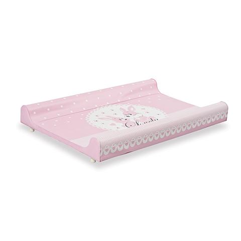 Il cambio - Piano fasciatoio Bebe Uno 173 lovely rosa by Primi Sogni