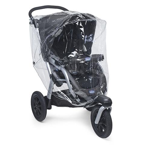 Accessori per il passeggino - Parapioggia universale per passeggino a 3 ruote 9512 by Chicco