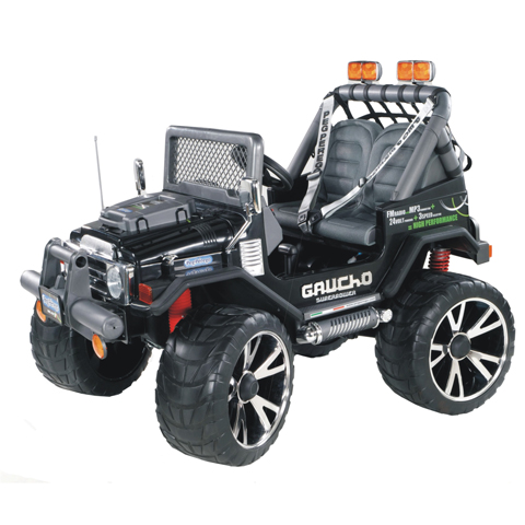 Giocattoli 36+ mesi - Gaucho Super Power [batterie] OD0502 by Peg Perego