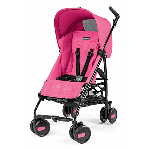 Passeggini - Pliko Mini Mod Pink by Peg Perego