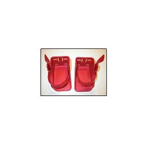 Altri accessori per il neonato - Piedini poggiapiedi D+S Orion 8161 Rosso by Okbaby