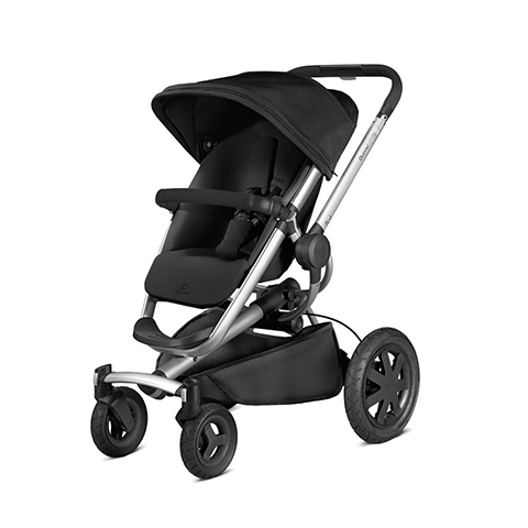 Passeggini - Buzz Xtra Rocking Black by Maxi Cosi - Quinny