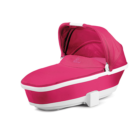Carrozzine - Navicella Foldable Carrycot Pink Passion by Maxi Cosi - Quinny
