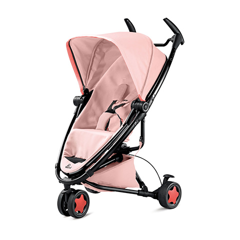 Passeggini - Zapp Xtra2 Pink Pastel - Limited Edition by Maxi Cosi - Quinny