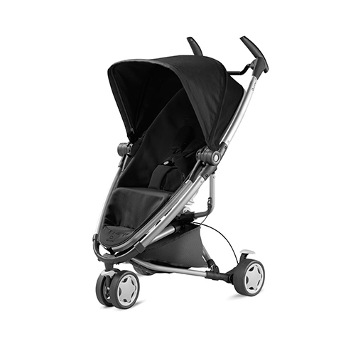 Passeggini - Zapp Xtra2 Rocking Black 2015 by Maxi Cosi - Quinny