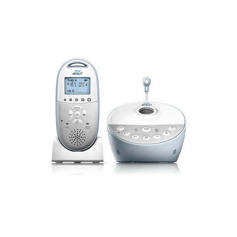 Baby Monitor / Interfono - DECT Baby Monitor SCD580 SCD580/00 by Avent