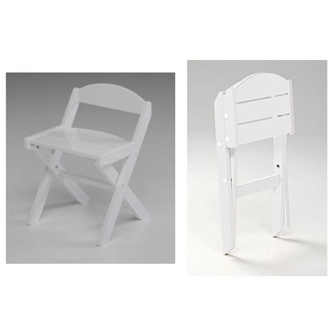 Altri moduli per arredo - For - sedia bianco by Foppapedretti