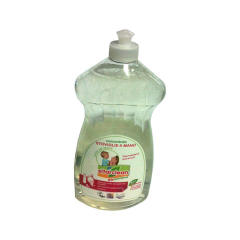 Accessori per l'igiene del bambino - Sitarclean - biodetergente per la pulizia degli oggetti 739 ml. [12030] by Sitar