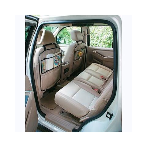 Accessori per il viaggio del bambino - Seat Back Protector - Protezione antipedata SU77044 by Summer Infant
