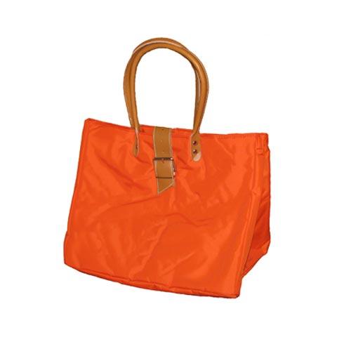 Borse - Borsa Shopping L 009 arancio by Lazzari
