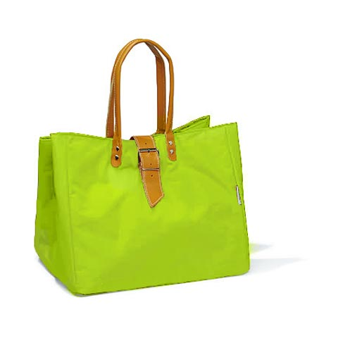Borse - Borsa Shopping L 012 pisello by Lazzari