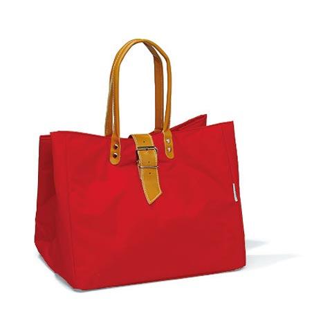 Borse - Borsa Shopping L 040 rosso by Lazzari