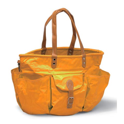 Borse - Borsa Shopping S 009 arancio by Lazzari