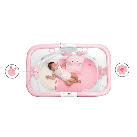 Box - Soft & Play - My Little Angel 558 My Little Angel by Brevi