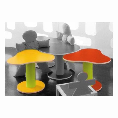 Altri moduli per arredo - Tavolino Nuvola limone - limone by Tati