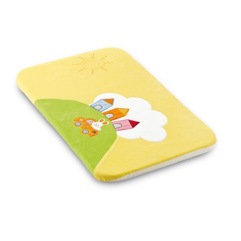 Accessori vari - Tappeto giochi sfoderabile per box - linea Trottolino arancio by Pali