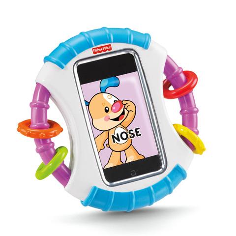 Giocattoli 6+ mesi - Custodia Tante App-tività W6085 by Fisher Price