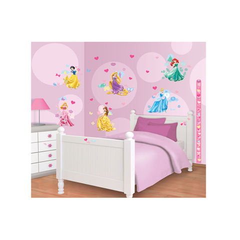 Complementi e decori - Kit adesivi decorativi - Principesse Disney Disney Princess [41455] by Walltastic