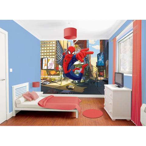 wandtattoo kinderzimmer spiderman reuniecollegenoetsele. Black Bedroom Furniture Sets. Home Design Ideas