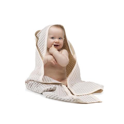 Abbigliamento e idee regalo - Accappatoio baby in lino e cotone 9100 by Willy e Co