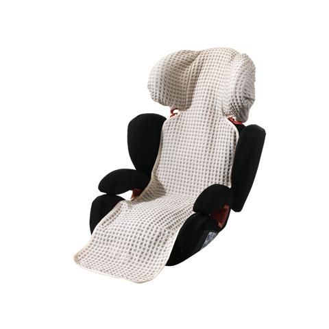 Accessori per il viaggio del bambino - Rivestimento in lino e cotone per seggiolino auto fino a 36 kg. 9006 by Willy e Co
