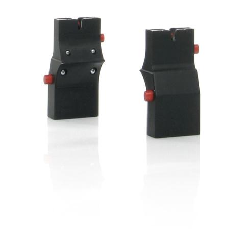 Accessori per il passeggino - Adattatore per segg. Risus su Zoom, Tec, Turbo, Condor, Cobra, Mamba 9104600 by ABC Design